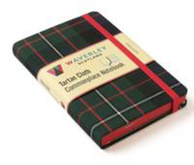 Picture of Ferguson: Waverley Genuine Tartan Cloth Commonplace Notebook (9cm x 14cm)