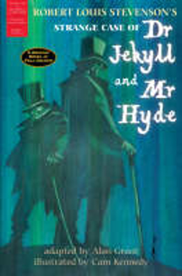 Picture of The Strange Case of Dr Jekyll and Mr Hyde: A Graphic Novel in Full Colour