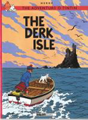 Picture of Adventurs O Tintin The The Derk Isle
