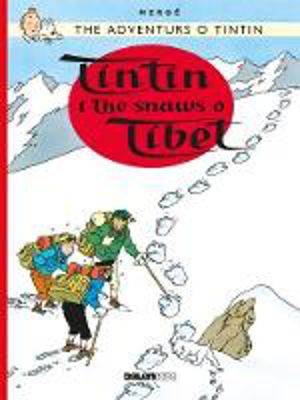 Picture of Tintin Tintin In The Snaws O Tibet