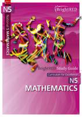 Picture of National 5 Mathematics Study Guide