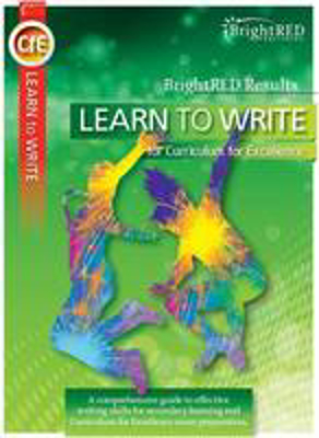 Picture of Learn to Write for CfE