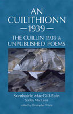 Picture of An Cuilithionn 1939: The Cuillin 1939 and Unpublished Poems