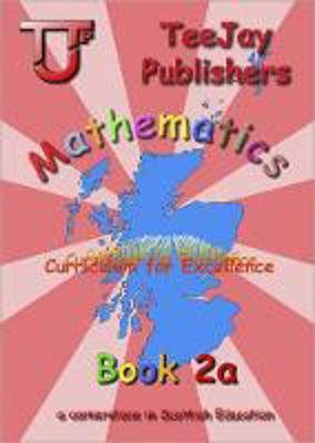 Picture of TeeJay Mathematics CfE Level 2 Book a