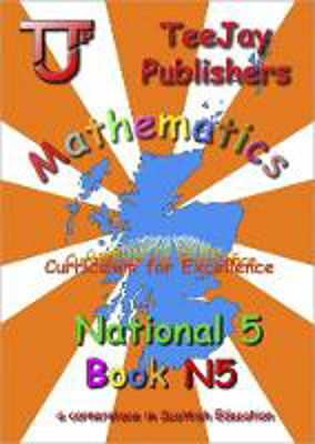 Picture of TeeJay National 5 Mathematics