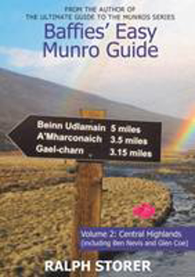Picture of Baffies' Easy Munro Guide: Central Highlands