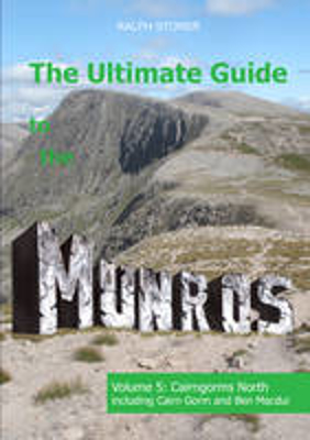Picture of The Ultimate Guide to the Munros: Vol 5 - Cairngorms North
