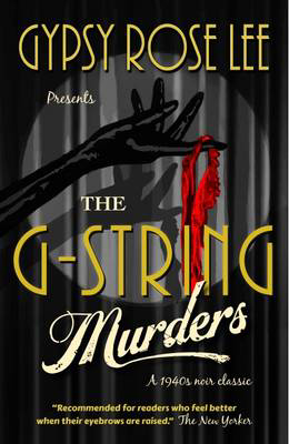 Picture of The G-String Murders