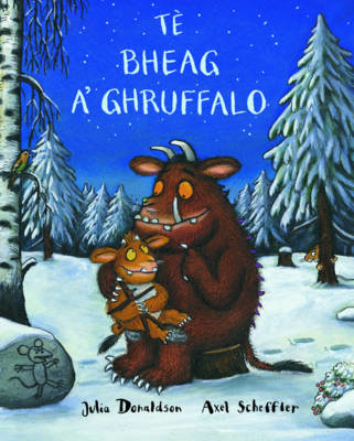 Picture of Te Bheag A'Ghruffalo