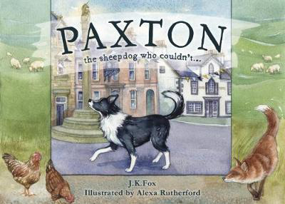 Picture of Paxton the Sheepdog Who Couldn't...