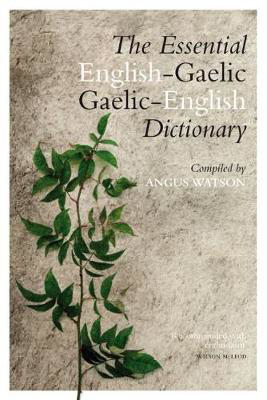 Picture of The Essential Gaelic-English / English-Gaelic Dictionary
