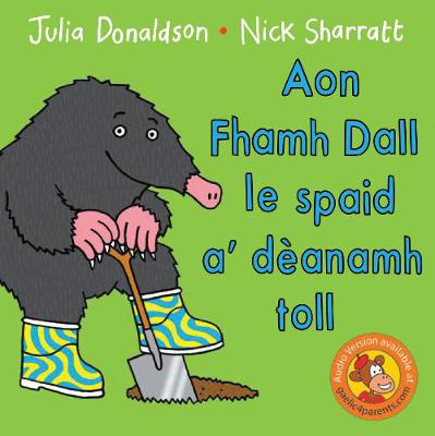 Picture of Aon Fhamh Dall le spaid a' deanamh toll