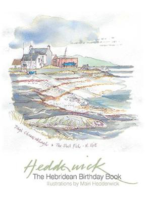 Picture of The Hebridean Birthday Book
