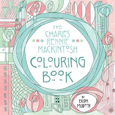 Picture of The Charles Rennie Mackintosh Colouring Book