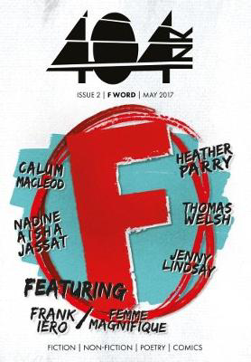 Picture of 404 Ink: Issue 2: The F-Word