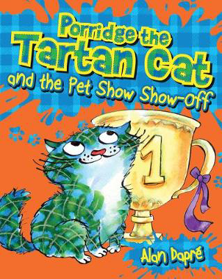 Picture of Porridge the Tartan Cat and the Pet Show Show-Off