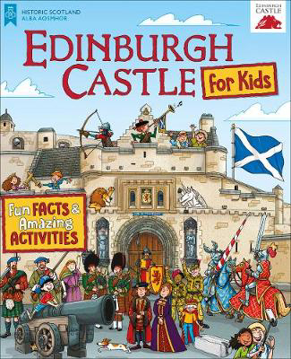 Picture of Edinburgh Castle for Kids: Fun Facts and Amazing Activities