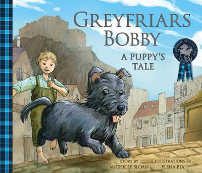 Picture of Greyfriars Bobby: A Puppy's Tale