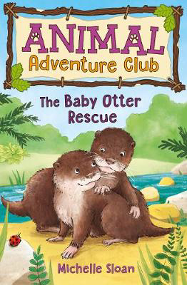 Picture of The Baby Otter Rescue (Animal Adventure Club 2)