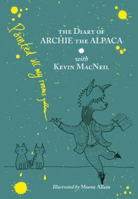 Picture of The Diary of Archie the Alpaca