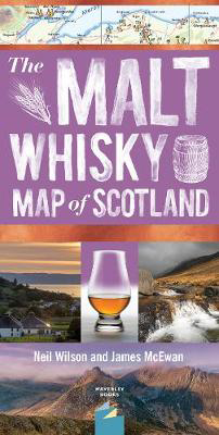 Picture of The Malt Whisky Map of Scotland