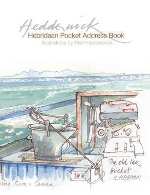 Picture of The Hebridean Pocket Address Book