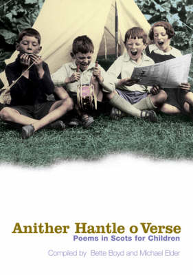 Picture of Anither Hantle O Verse: Poems in Scots for Children