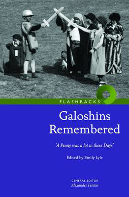Picture of Galoshins Remembered: 'A  Penny Was a Lot in These Days'
