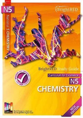 Picture of BrightRED Study Guide National 5 Chemistry: New Edition