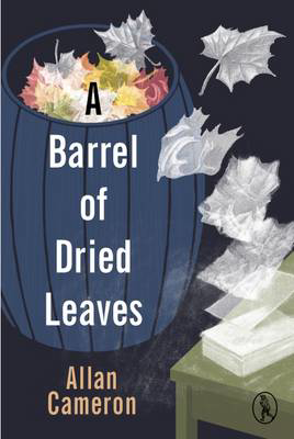 Picture of A Barrel of Dried Leaves