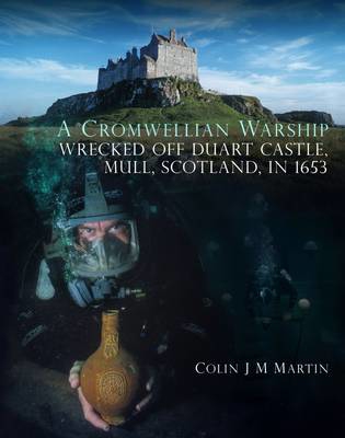 Picture of A Cromwellian Warship Wrecked off Duart Castle, Mull, Scotland, in 1653