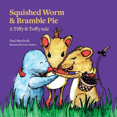Picture of Squished Worm & Bramble Pie