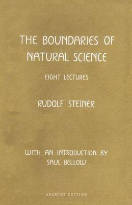 Picture of The Boundaries of Natural Science