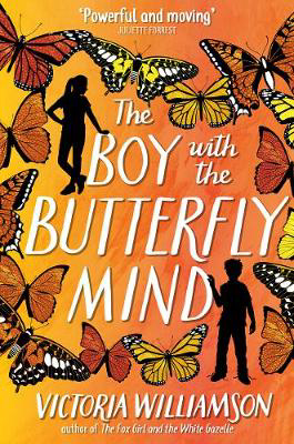 Picture of The Boy with the Butterfly Mind