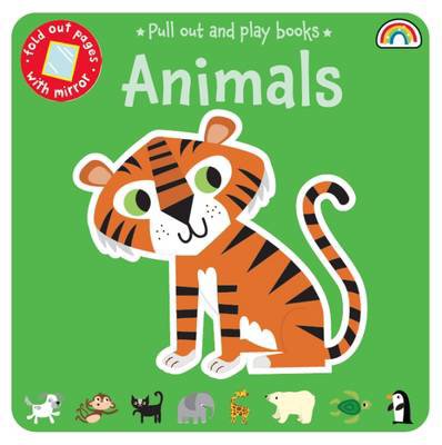 Picture of Pull Out and Play: Animals: No. 1