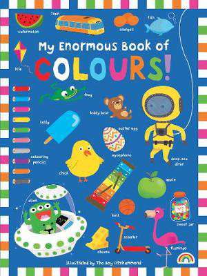 Picture of My Enormous Book of Colours