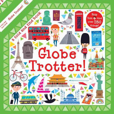 Picture of Fold and Find - Globe Trotter