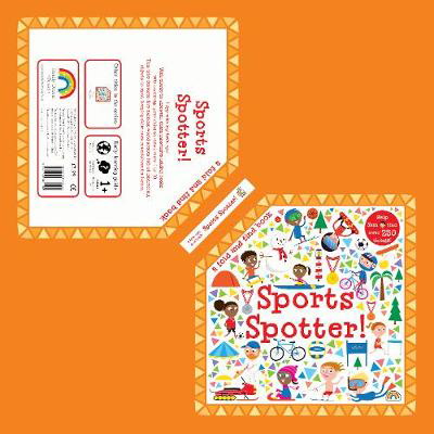 Picture of Fold and Find - Sports Spotter