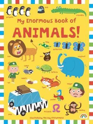 Picture of MY ENORMOUS BOOK OF ANIMALS