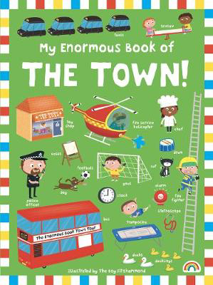 Picture of Enormous Book of The Town!