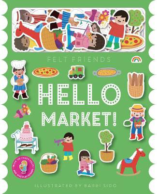 Picture of Felt Friends - Hello Market!