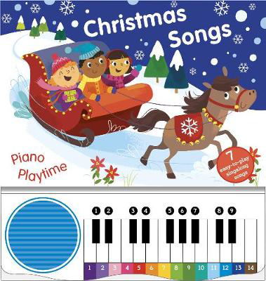 Picture of Piano Playtime - Christmas Songs