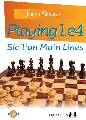 Picture of Playing 1.e4 - Sicilian Main Lines