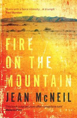 Picture of Fire on the Mountain