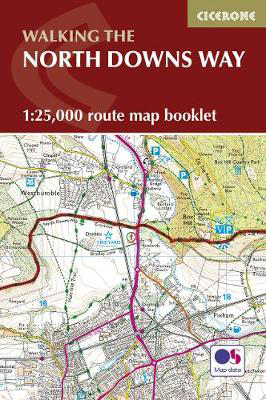 Picture of North Downs Way Map Booklet