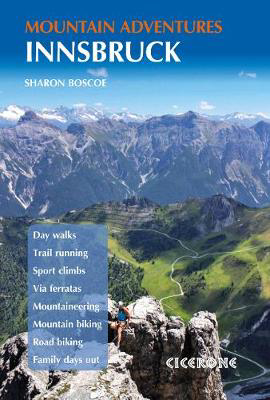 Picture of Innsbruck Mountain Adventures: Summer routes for a multi-activity holiday around the capital of Austria's Tirol