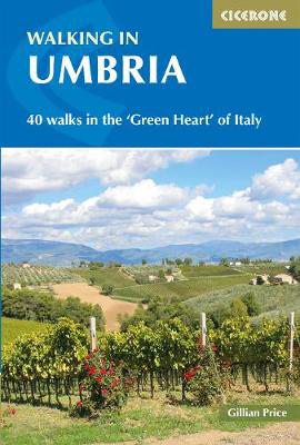 Picture of Walking in Umbria: 40 walks in the 'Green Heart' of Italy