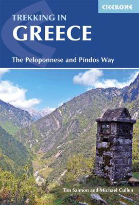 Picture of Trekking in Greece: The Peloponnese and Pindos Way