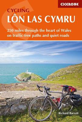 Picture of Cycling Lon Las Cymru: 250 miles through the heart of Wales on traffic-free paths and quiet roads