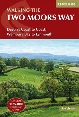 Picture of The Two Moors Way: Devon's Coast to Coast: Wembury Bay to Lynmouth
